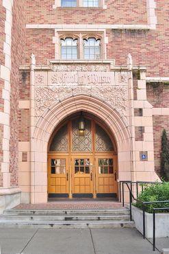 Музыкальная школа при Вашингтонском университете