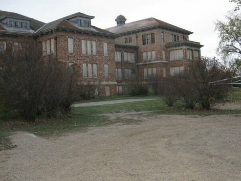 Психиатрическая больница Уэйберна
