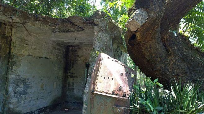 Руины острова Коррегидор