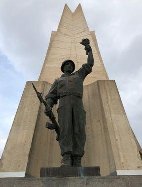 Памятник Славы и Мученичества
