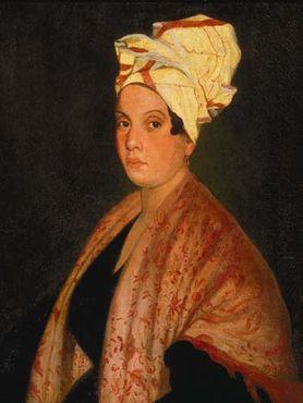 Портрет Мари Лаво. Фрэнк Шнайдер, 1920 г.