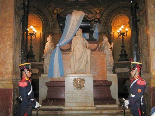 Мавзолей генерала Хосе де Сан-Мартина