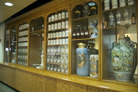Музей истории фармацевтики