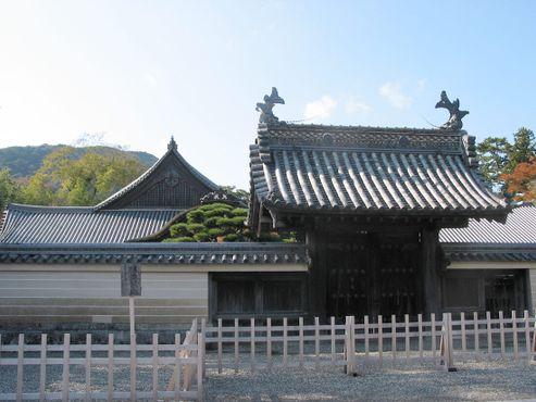Экстерьер храма