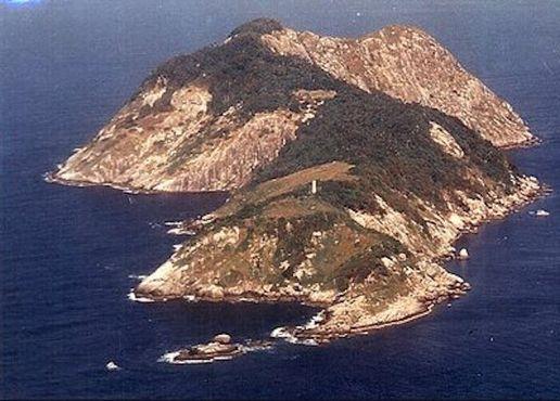 Кеймада-Гранди (Змеиный остров)