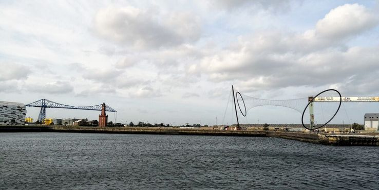 «Теменос» и мост-транспортёр