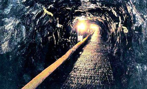 Подземный тоннель № 3