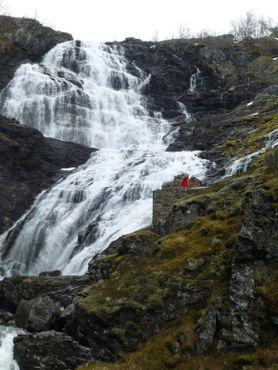 Водопад Шосфоссен