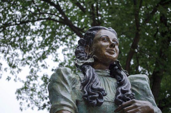 Дороти в Парке Оз