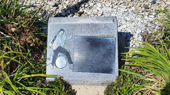 Табличка с описанием инцидента