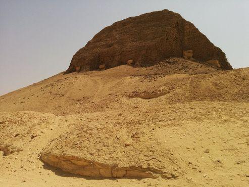 Пирамида Сенусерта II