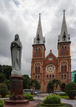 Кафедральный собор Нотр-Дам-де-Сайгон