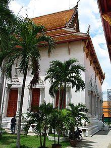 Ват Махатхат Юваратрангсарит Раджварамахавихарн – буддийский храм в Бангкоке, Таиланд, в котором находится университет