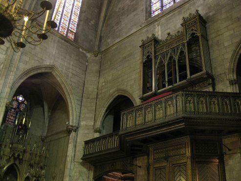 Орган в базилике