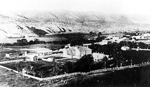 Округ Линкольн, 1888 год