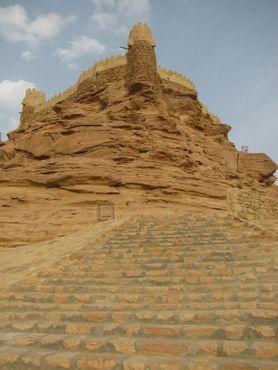 Замок Заабал