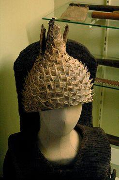 Очень хорошая шляпа, сделанная из одной рыбы