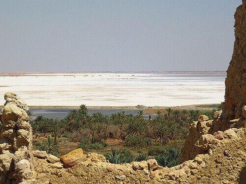 Соляное плато