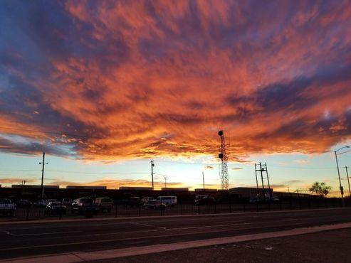 Небо над Уинслоу, Аризона