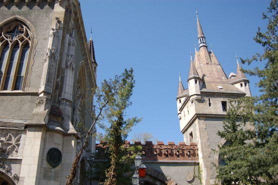 Замок Вайдахуньяд