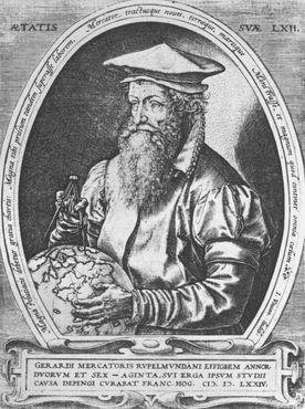 Герард Меркатор