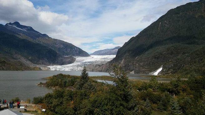 Ледник Менденхолл (Аляска)
