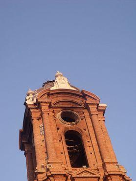 Башня церкви Святого Франциска