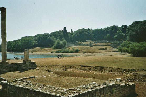 Развалины римской эпохи