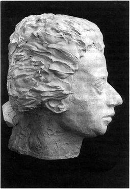 Реконструкция лица Моцарта, выполненная по черепу в Моцартеуме
