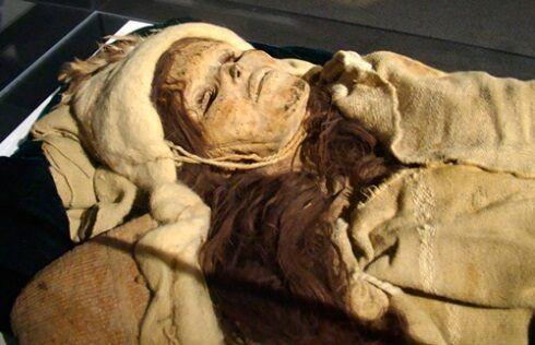Таримская мумия