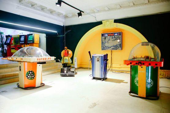 музей советских игровых автоматов где находится