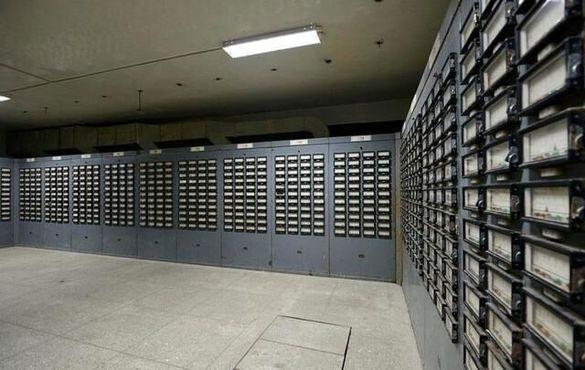 """Подземная ядерная станция """"816"""""""
