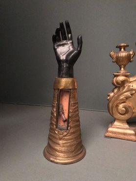 Реликварий с частью руки Фомы Аквинского