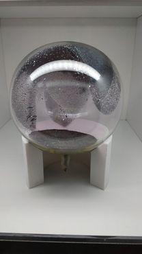 Образец йода в кристаллизованном состоянии