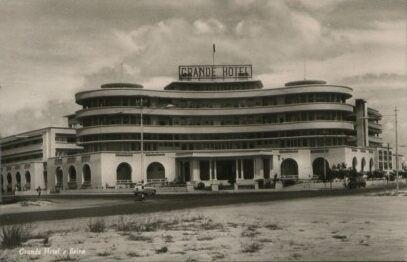 «Гранд–отель» в 1955 году