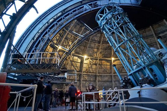 100-дюймовый телескоп