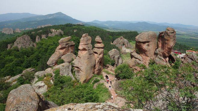 Белоградчикские скалы