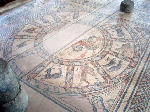 Зодиакальная мозаика