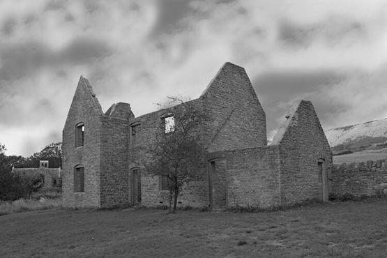 «Дом садовников»— жилище семьи Гулд до 1943 года
