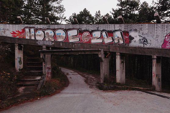Сараевская бобслейная трасса