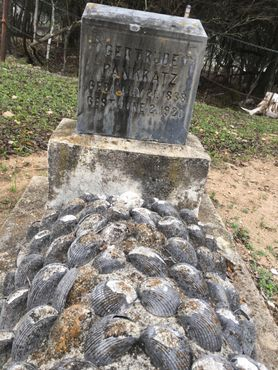 Ракушечная могила