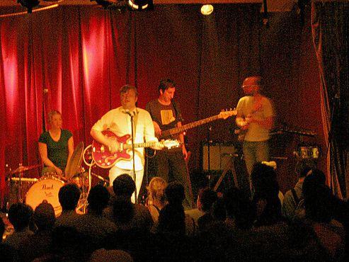 Выступление группы в «Красной комнате»
