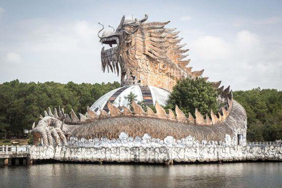 Великолепный ржавеющий дракон
