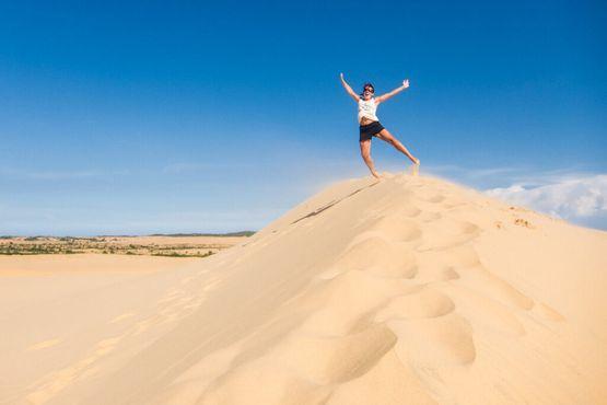Фантастические дюны Муйне