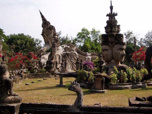 «Будда-парк»
