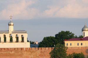 Экскурсии  в Новгороде