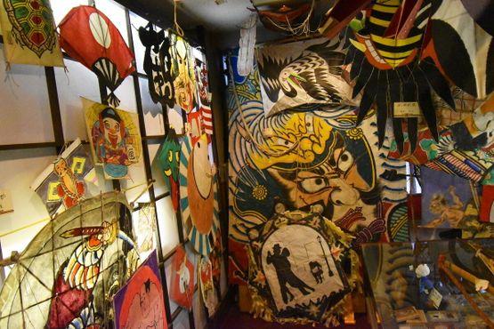 Музей воздушных змеев в Токио