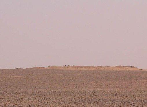 Вид на Стену на юге Махбеса