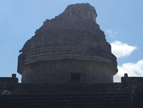 Эль-Караколь, обсерватория храм