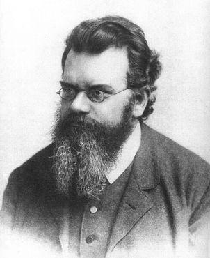 Портрет Людвига Больцмана
